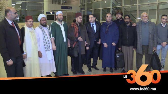 Cover_Vidéo: Le360.ma • المغرب يستقبل لأول مرة الآثار النبوية الكريمة