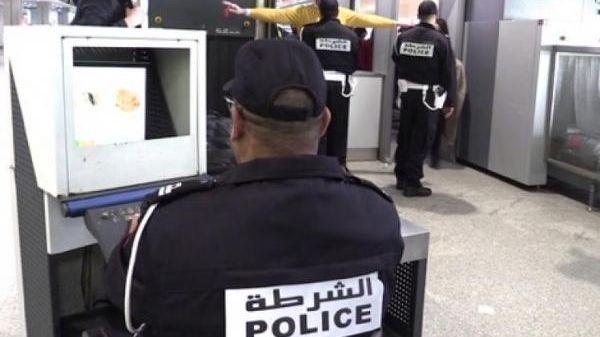 أمن المطار