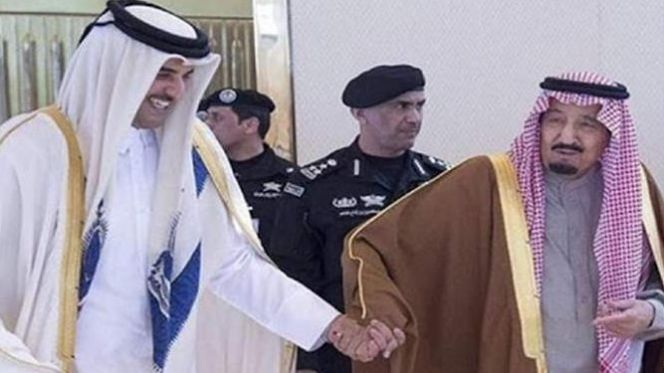 سعودية وقطر