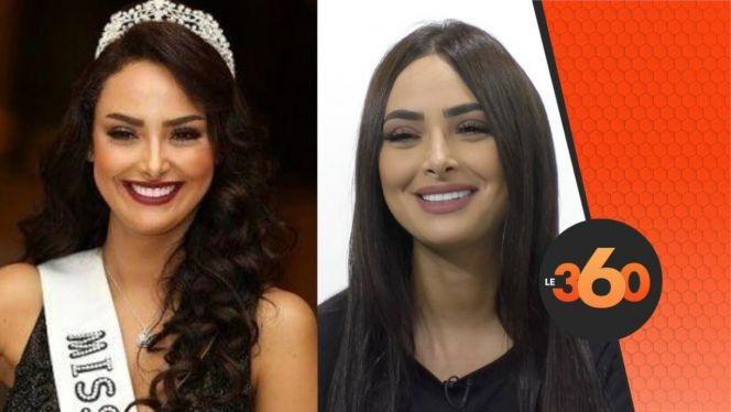 بالفيديو هند السداسي ملكة جمال المغرب لا أمانع أن أكون الزوجة الثانية Www Le360 Ma