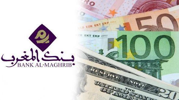 بنك المغرب واليورو