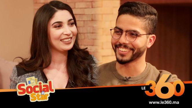 cover - سوشل ستار (36): أمين العوني: هذا رأيي في صاحبات روتيني اليومي وهذه مواصفات فتاة أحلامي