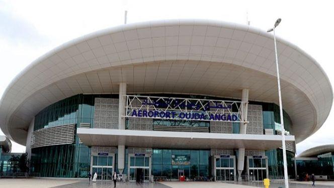 مطار وجدة