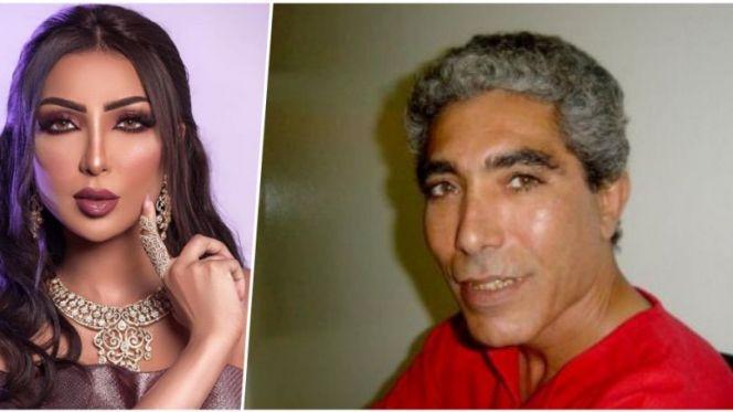 حميد بطمة وابنته دنيا