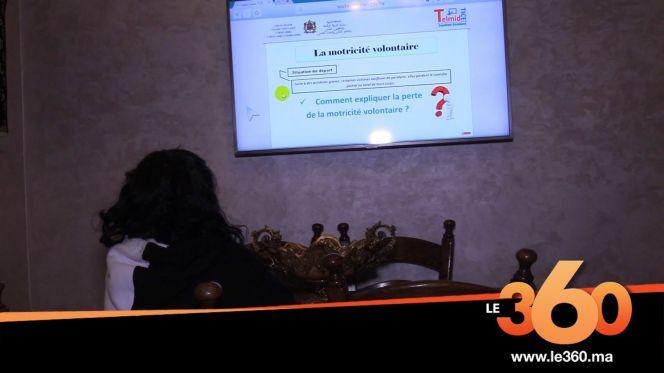 Cover_Vidéo: هكذا يتلقى التلاميذ دروسهم عن بعد في زمن كورونا