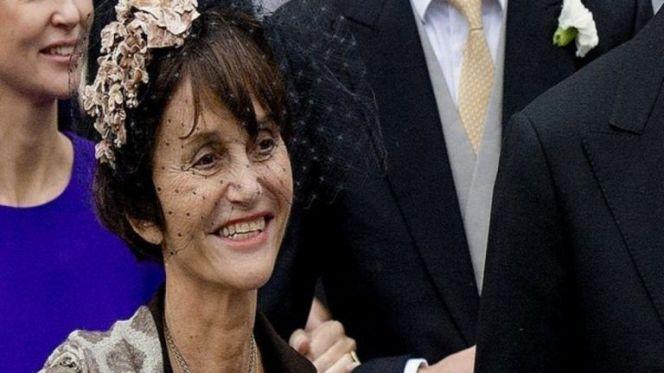 أميرة إسبانية كورونا