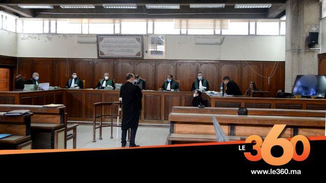 cover vidéo :Le360.ma •هذه حصيلة المحاكمات عن بعد بالدارالبيضاء