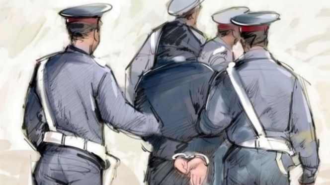 الدرك / اعتقال