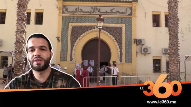 Cover_Vidéo: تأجيل التحقيق مع الناشط الفايسبوكي يوسف الزروالي