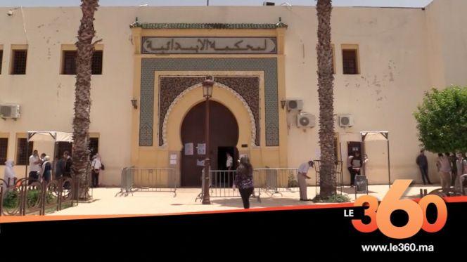 Cover Vidéo - هذا ما قررته المحكمة في أول جلسة لمحاكمة يوسف الزروالي