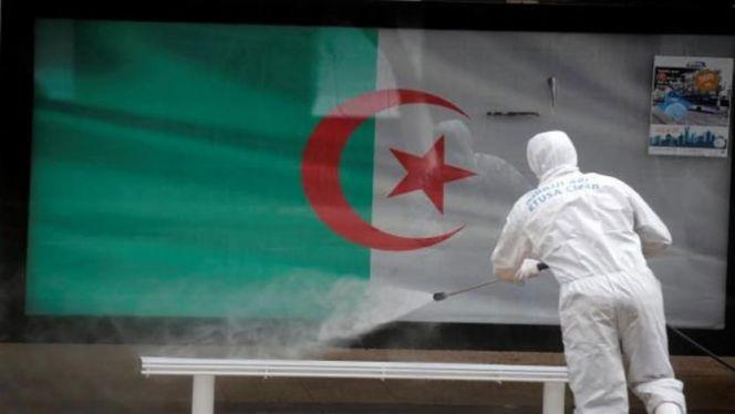 الجزائر الحجر الصحي