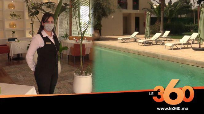 Cover_Vidéo: فنادق ومنتجعات وجدة تعيش الشلل التام بسبب تداعيات كورونا