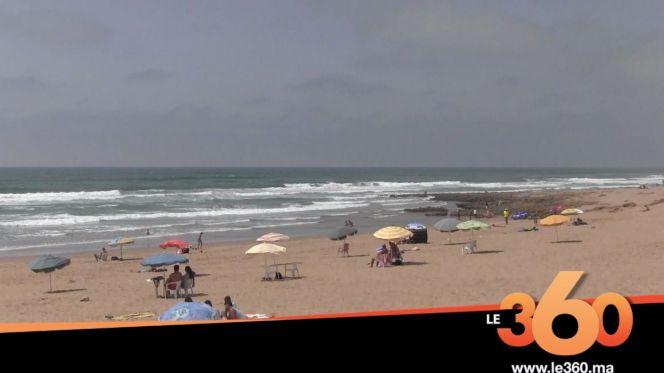 cover: السياحة الداخلية تزدهر بشاطئ أكلو