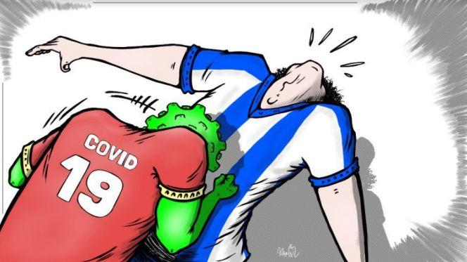 كاريكاتير كدار