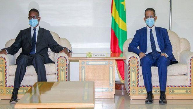 رئيس موريتانيا يكلف محمد ولد بلال بتشكيل حكومة جديدة