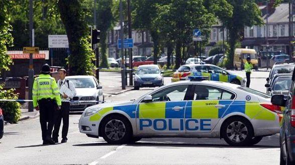 شرطة بريطانية