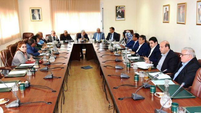 اللجنة التنفيذية لحزب الاستقلال