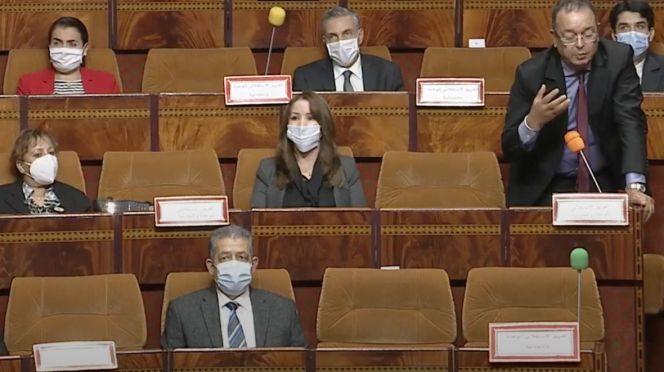 شباط يعود إلى البرلمان