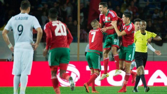 المنتخب المغربي المحلي