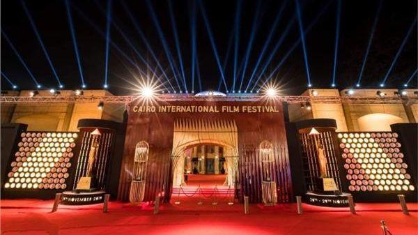 افتتاح الدورة 42 من مهرجان القاهرة الدولي السينمائي