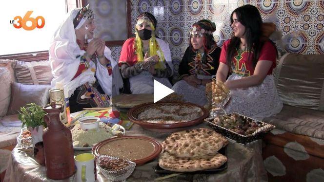 cover وجبات خاصة تتسيد موائد احتفالات ساكنة سوس برأس السنة الأمازيغية