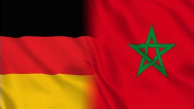 المغرب وألمانيا
