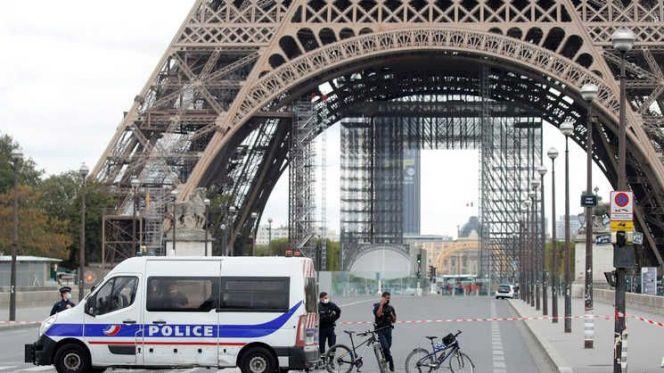 police paris