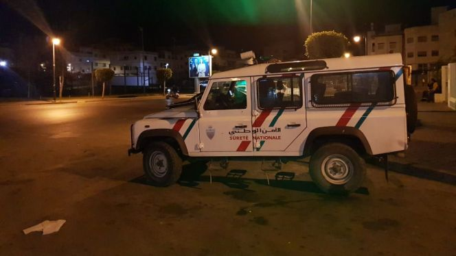 اعتقال ما يُقارب 45 شخصا بطنجة بسبب خرق الطوارئ
