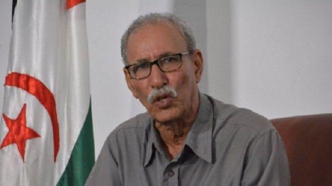 إبراهيم غالي، زعيم جبهة البوليساريو الانفصالية