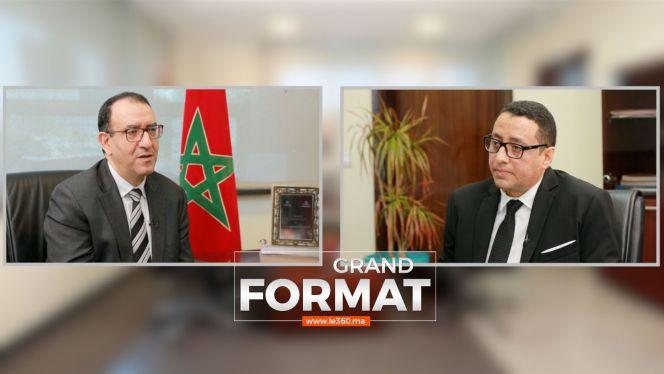 Cover Vidéo - Grand Format I CPU: entretien avec le directeur général des impôts, Khalid Zazou