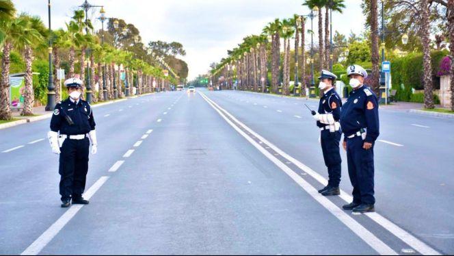 حالة الطوارئ بالمغرب