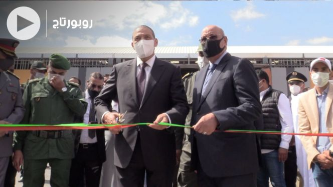 cover: افتتاح سوق نموذجي للحوم البيضاء والحمراء بالعيون