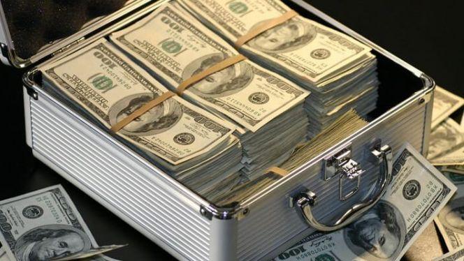 مبلغ مالي