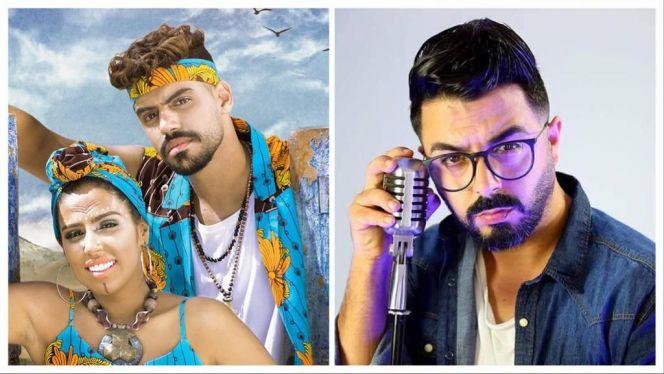 أحمد شوقي عمر ورجاء بلمير