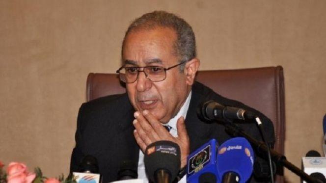 """وزير الخارجية الجزائري """"الجديد القديم"""" رمطان لعمامرة"""