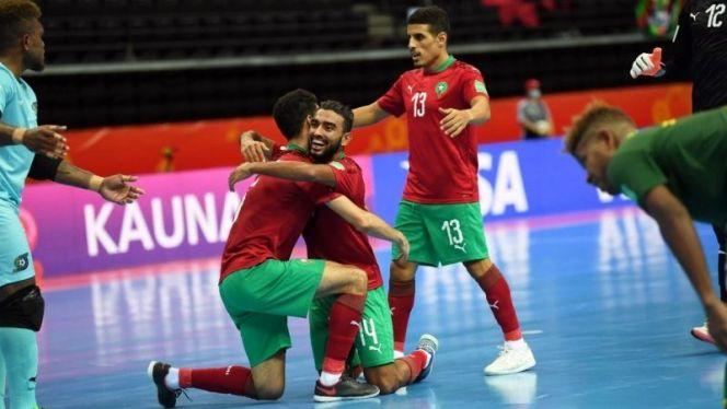 futsal morocco