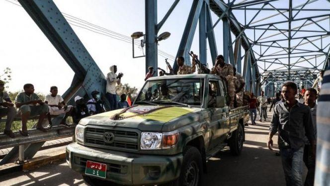 بالفيديو: محاولة انقلاب فاشلة في السودان