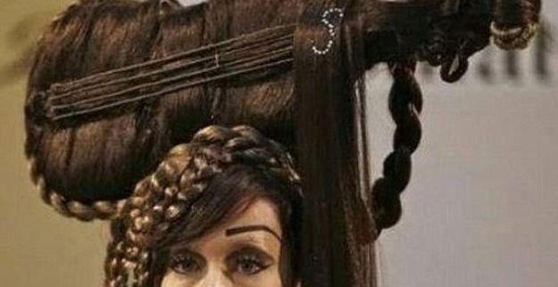 قصة شعر