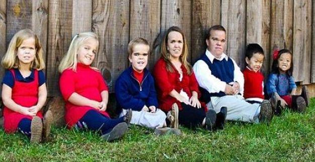 عائلة الأقزام