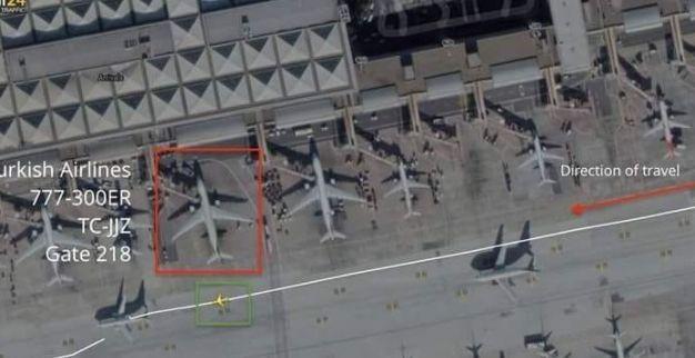 مطار تركيا