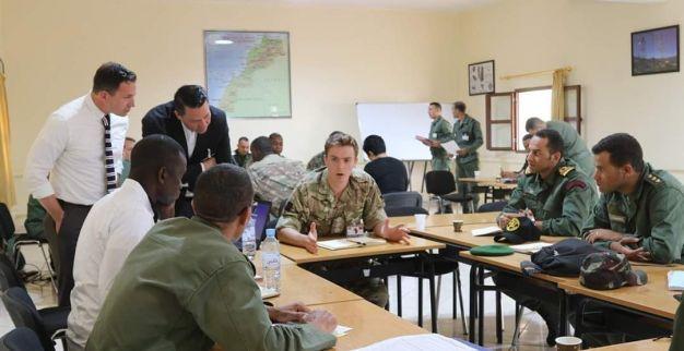 القوات العسكرية