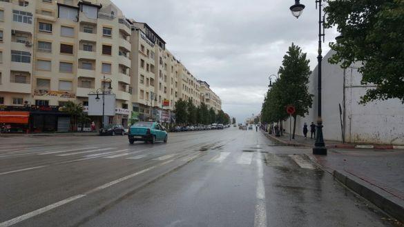 أمطار طنجة 2