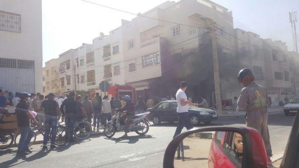 حريق بأكادير 3