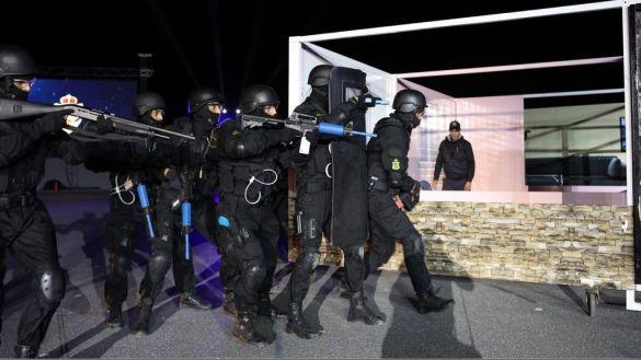 احتفالات الأمن بالقنيطرة 9