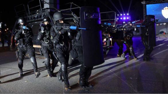 احتفالات الأمن بالقنيطرة 8
