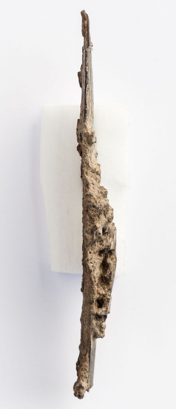 أداة مصنوعة من عظام الحيوانات