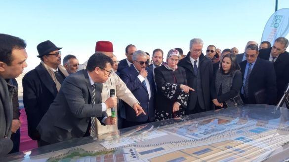 نزهة وافي محطة مراكش