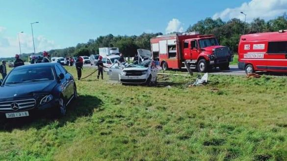 حادث سير ادار