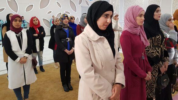 ملكة جمال المحجبات بالمغرب 2019 - 2