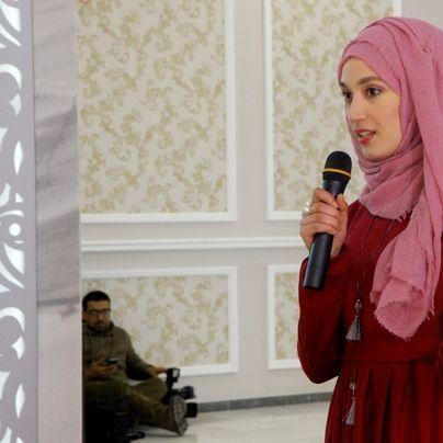 ملكة جمال المحجبات بالمغرب 2019 -5
